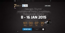 Thymis International Piano Competition